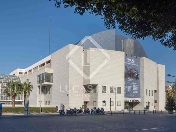Edificio de 1.090 m² en venta en Pla del Real