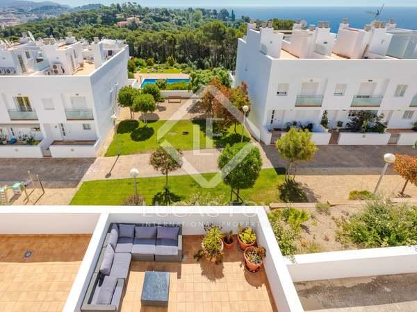 Maison / Villa de 230m² a vendre à Lloret de Mar / Tossa de Mar avec 50m² terrasse