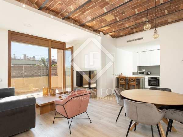 Ático con 14 m² de terraza en venta en Eixample Derecho