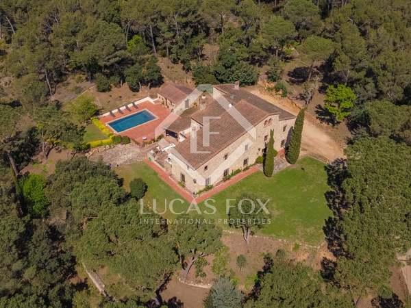 Ruitersport vastgoed van 556m² te koop in Santa Cristina
