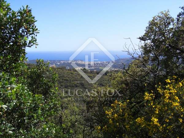 Terreno di 1,996m² in vendita a Platja d'Aro, Costa-Brava