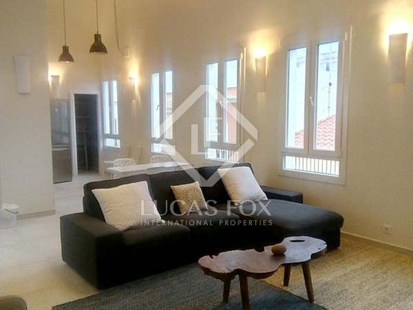 110m² Apartment with 13m² terrace for sale in Ciudadela