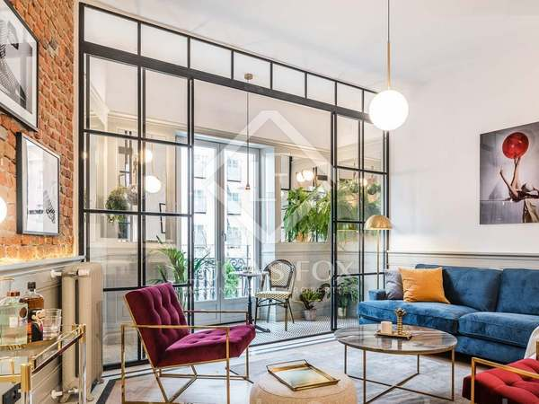 172 m² apartment for sale in Goya, Madrid