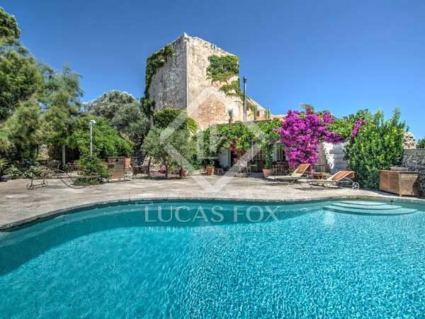 680m² Lanthus till salu i Menorca, Spanien