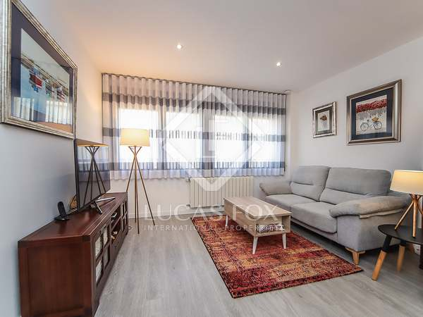63m² Apartment with 21m² terrace for sale in Vilanova i la Geltrú