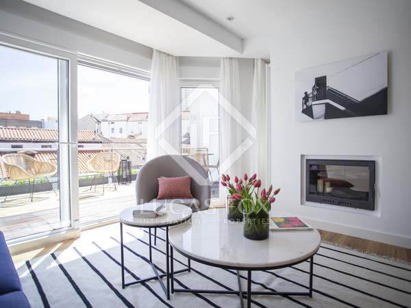 156m² Penthouse for sale in Recoletos, Madrid