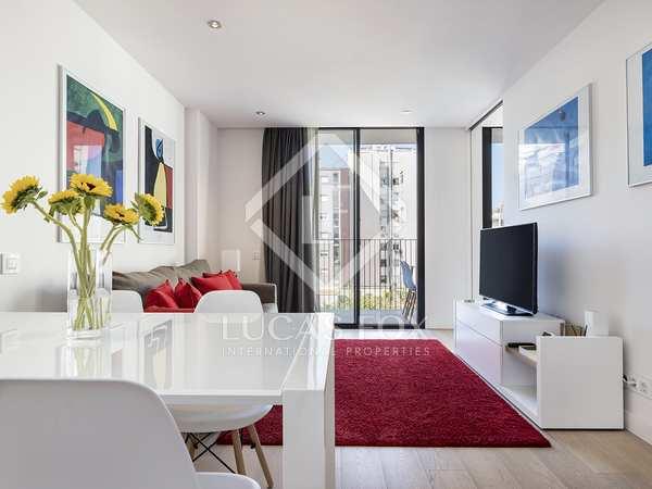 Piso de 67 m² con terraza en alquiler en Eixample Izquierdo