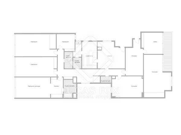 345 m² apartment for sale in Sant Francesc, Valencia