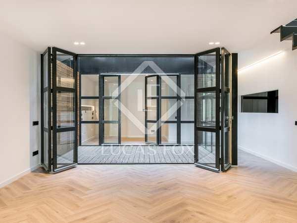 Piso de 136m² con patio de 10m² en venta en Poblenou