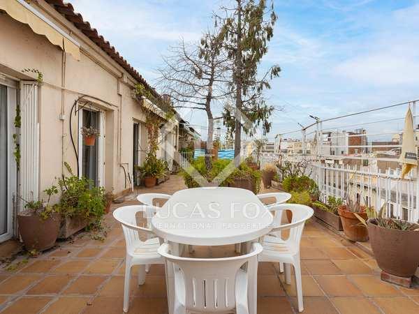 penthouse van 204m² te koop met 63m² terras in Eixample Rechts