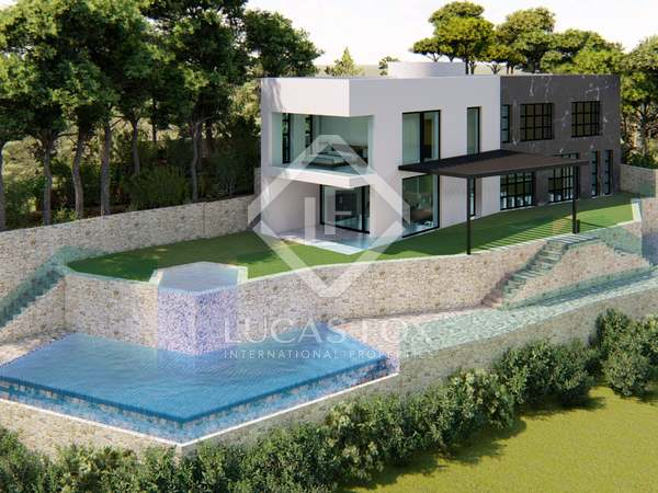 1,900 m² plot for sale in Javea, Costa Blanca