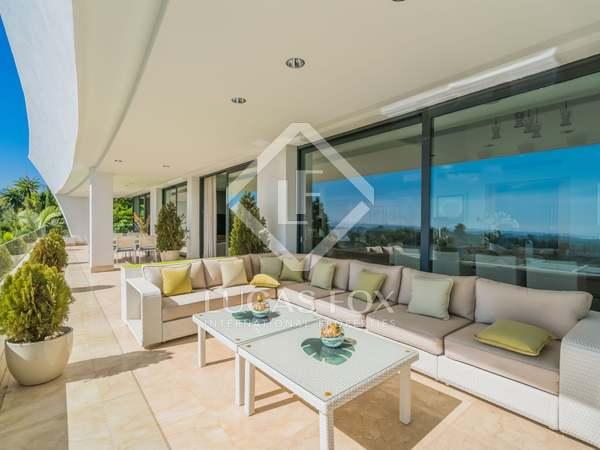 Пентхаус 1,102m² на продажу в Сьерра Бланка / Нагуелес