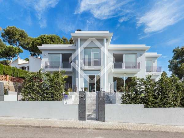 New 4-bedroom villa for sale in Playa de Aro, Costa Brava