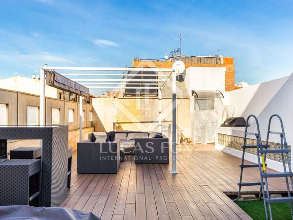 340 m² house with 110 m² terrace for sale in Sants