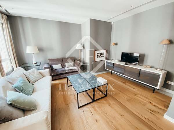 Appartement van 110m² te huur in La Seu, Valencia