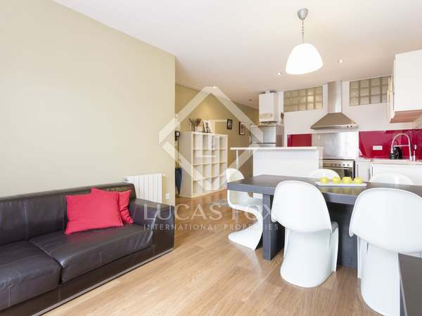 60m² apartment for sale in Gracia, Barcelona