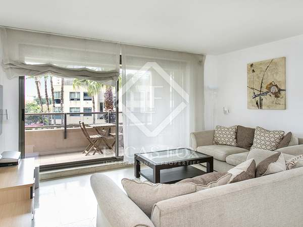 2-bedroom apartment for rent in Diagonal Mar, Barcelona