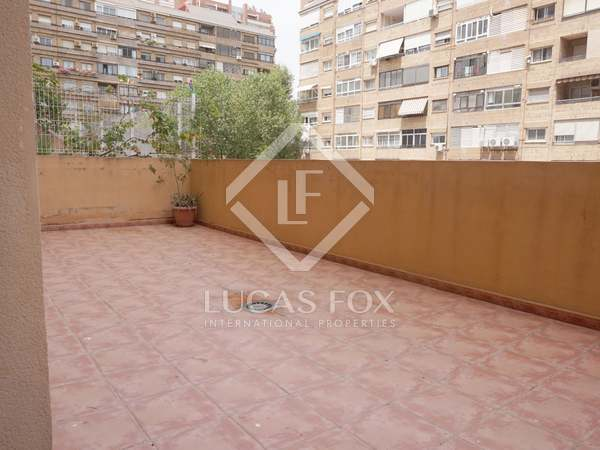 89m² Apartment with 50m² terrace for sale in Ciudad de las Ciencias