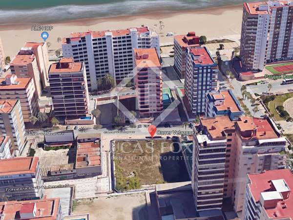 Plot of almost 1,600m² for sale in Cullera, Valencia