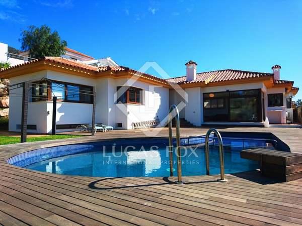 Luxury 4-bedroom villa for sale in Reserva del Higuerón