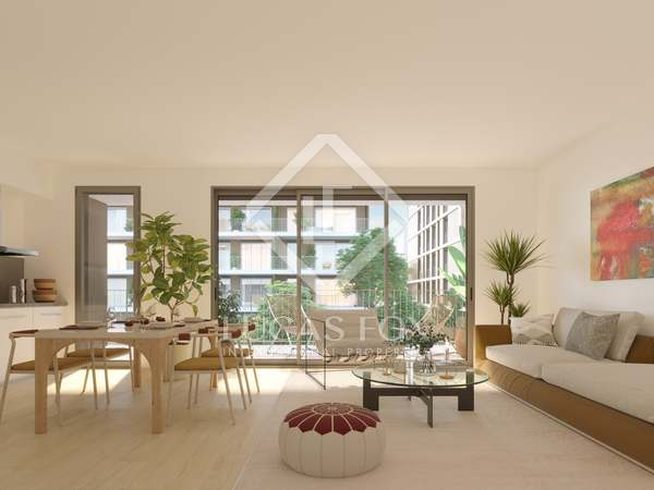 84 m² apartment with 20 m² terrace for sale in Calafell