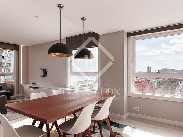 Appartement van 166m² te koop met 10m² terras in Diagonal Mar
