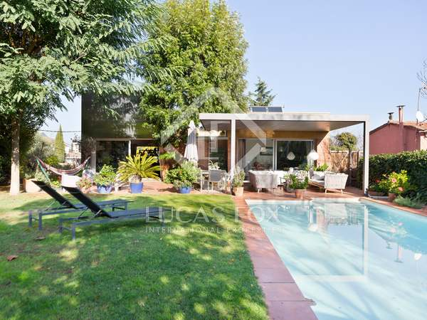 420m² House / Villa for sale in Sant Cugat, Barcelona