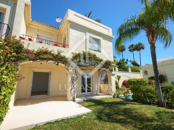 Casa / Vil·la de 180m² en venda a Benahavís, Costa del Sol