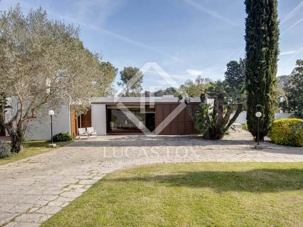 Huis / Villa van 417m² te huur in Sant Cugat, Barcelona