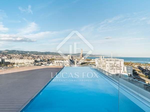 Appartement de 101m² a louer à Diagonal Mar avec 45m² terrasse