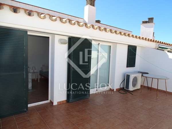 80m² Penthouse with 25m² terrace for rent in Ciudadela