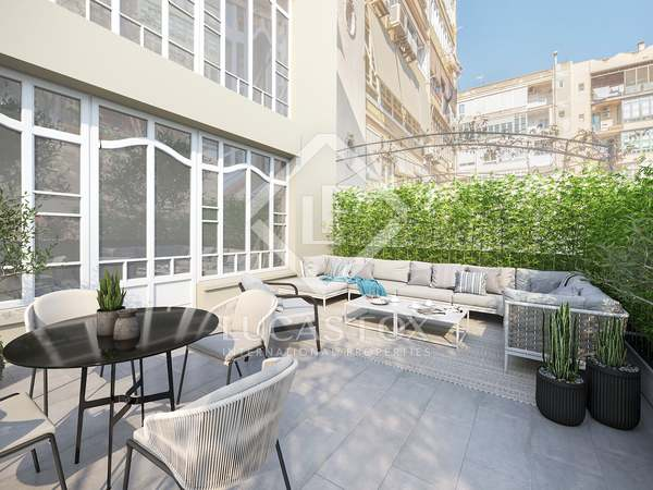 250m² Apartment with 151m² terrace for sale in Eixample Left