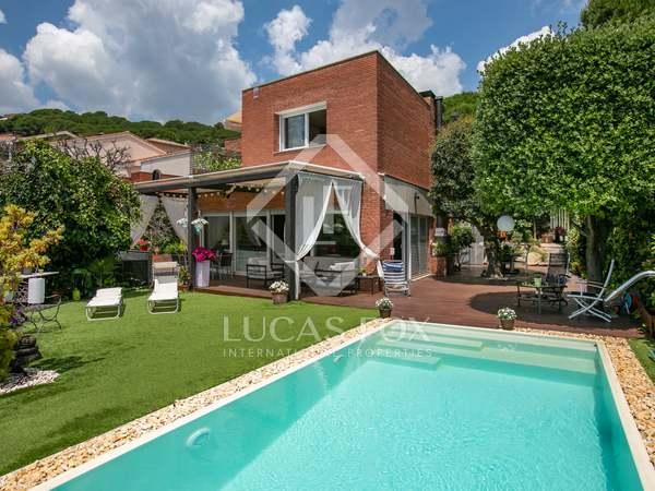 Casa familiar de 367m² en venta en Teià, Maresme