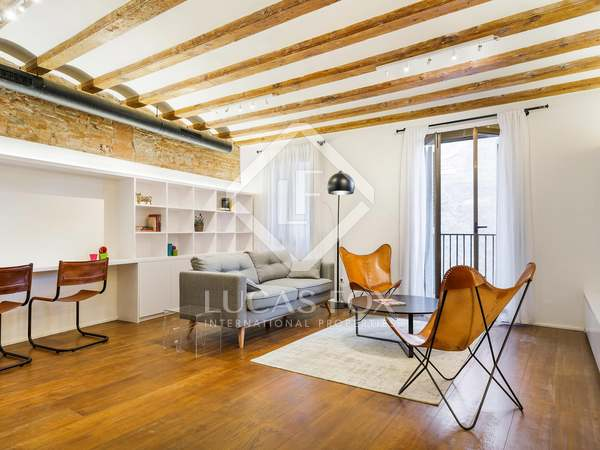 107m² Apartment for sale in Gótico, Barcelona