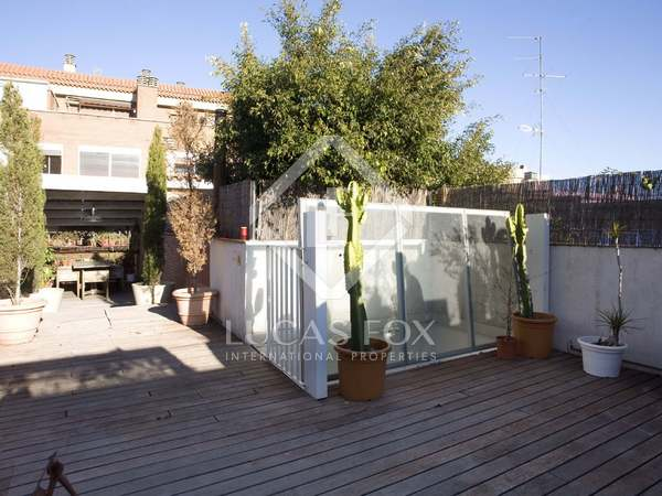 Unique property for rent in Sarrià, Barcelona