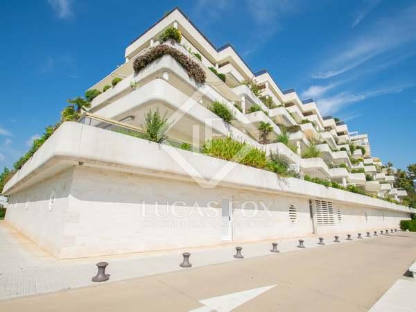 Квартира 101m², 20m² террасa на продажу в Плайя де Аро