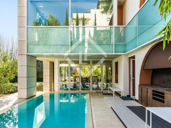 600m² House / Villa for sale in Pedralbes, Barcelona