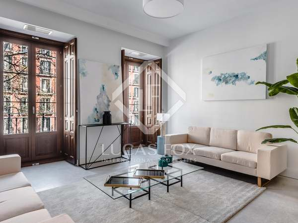 Apartment for sale in Malasaña, Madrid - Lucas Fox