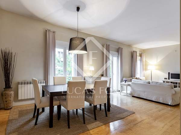 142m² Apartment for sale in Castellana, Madrid