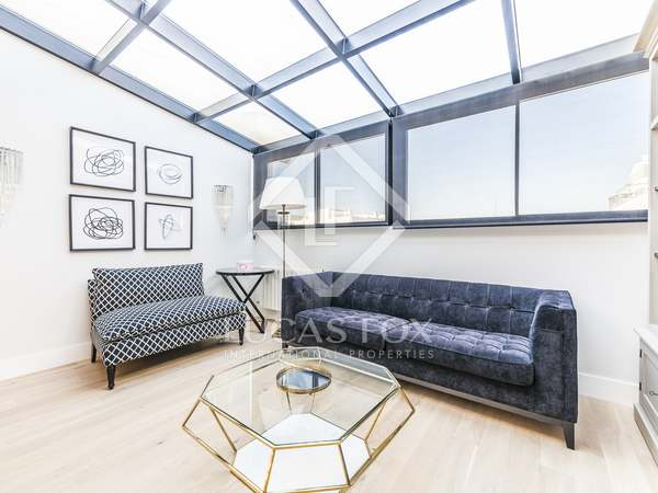 70 m² penthouse for rent in Lista, Madrid