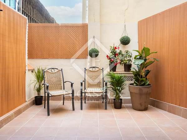 Appartement van 70m² te koop met 13m² terras in Eixample Links