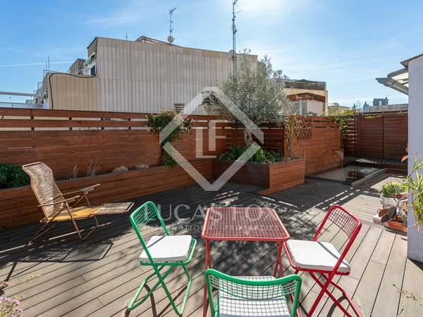Ático de 108 m² con 70 m² de terraza en venta en Sant Antoni