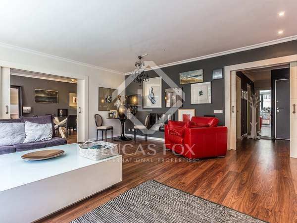 180m² apartment for sale in Lista, Madrid