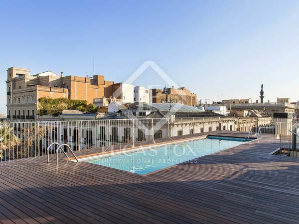 45 m² apartment for rent in the Gothic quarter, Barcelona
