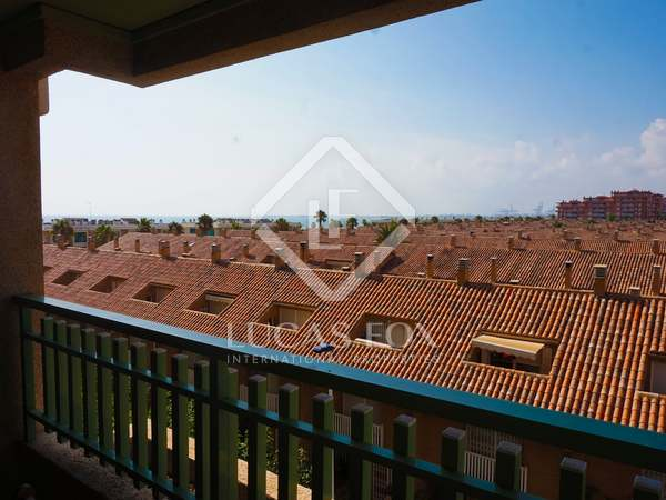 110m² Apartment with 6m² terrace for sale in Patacona / Alboraya