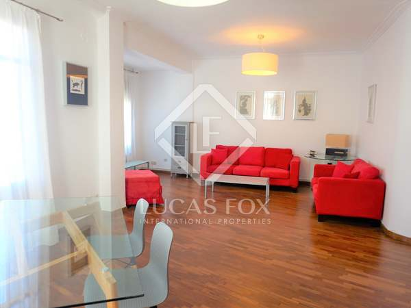 Appartement van 123m² te huur in Ruzafa, Valencia