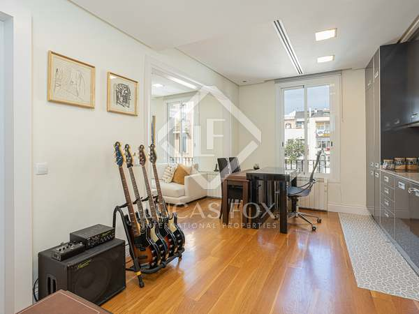 70m² apartment for sale in Turó Park, Barcelona