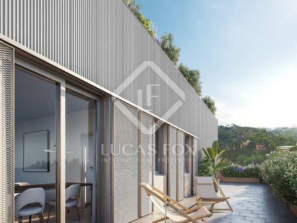 Ático de 169m² con 212m² terraza en venta en Sarrià