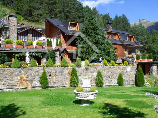 Luxury country estate for sale in Vallnord, Andorra