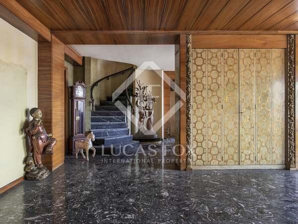 Penthouse van 373m² te koop met 242m² terras in Turó Park